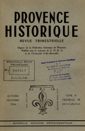 1954, tome 4, 18 « Le Musée Calvet »