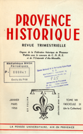 1958, tome 8, 31