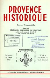 1960, tome 10, 42 « La céramique paléochrétienne sigillée grise »