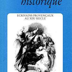 1991, tome 41, 164 « Ecrivains provençaux au XIXe siècle »
