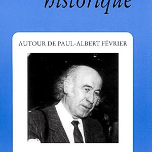 1992, tome 42, 167-168 « Autour de Paul-Albert Février »