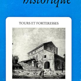 1992, tome 42, 169 « Tours et forteresses »