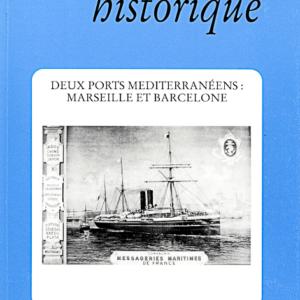 1992, tome 42, 170 « Deux ports méditerranéens : Marseille et Barcelone »