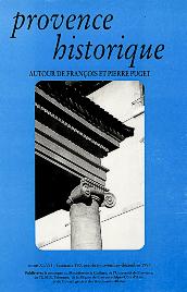 1997, tome 47, 190 « Autour de François et Pierre Puget »