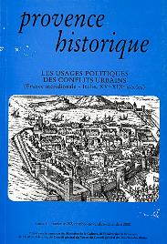 2000, tome 50, 202 « Les usages politiques des conflits urbains »